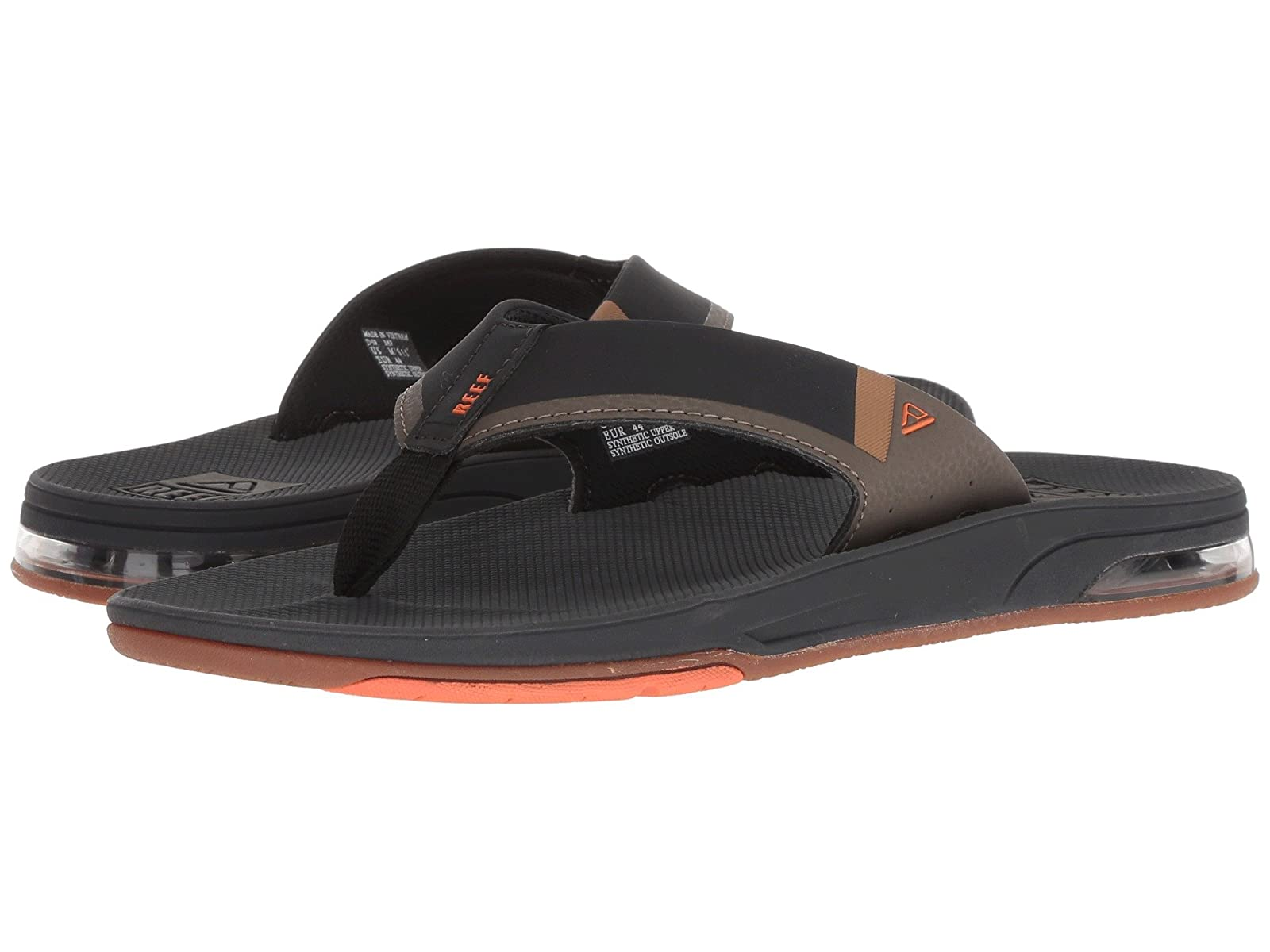 Reef Fanning LowAtmospheric grades have affordable shoes
