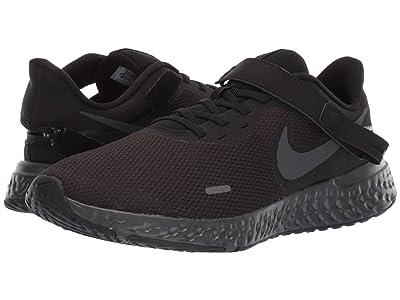 Nike Flyease Revolution 5 (Black/Black/Black) Men