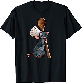 Disney Pixar Ratatouille Chef Remy with Spoon T-Shirt