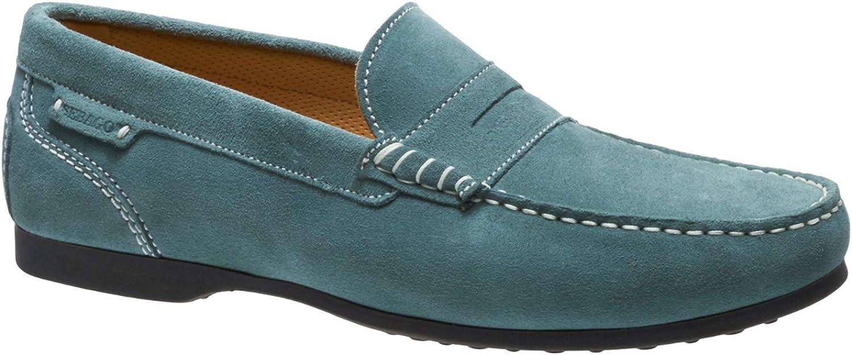 Sebago Men's Trenton Trenton Ii Penny Suede Loafers  großer Rabatt