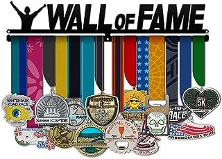 Believe&Train Wall of Fame - Motivational Medal Hanger