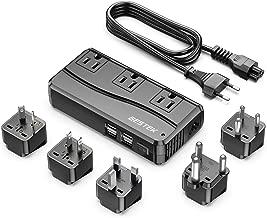 Best power voltage converter travel Reviews