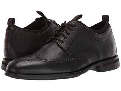 Cole Haan Holland Grand Long Wing (Black) Men