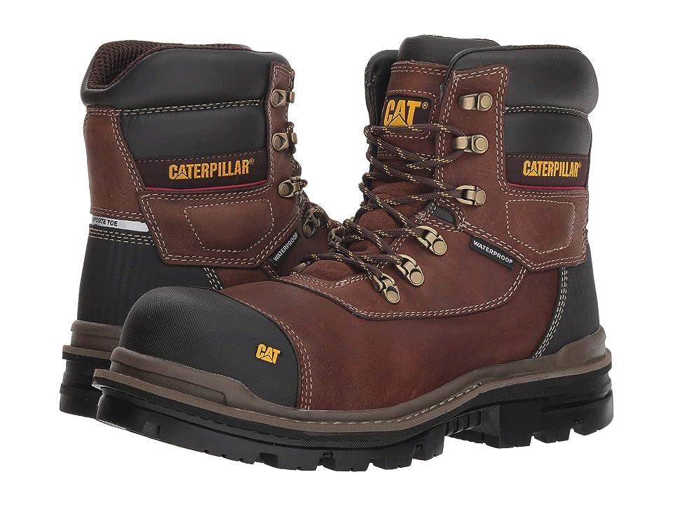 Caterpillar Adhesion Ice+ 6 WP TX CT (Oak) Men