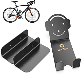 Update Bike Wall Mount Hanger, Heavy Duty Bicycle Storage Rack Holder for Garage and Apartment