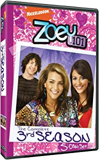 Zoey 101: The Complete Season 3