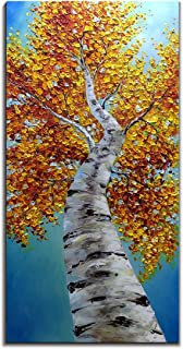 famous birch tree paintings