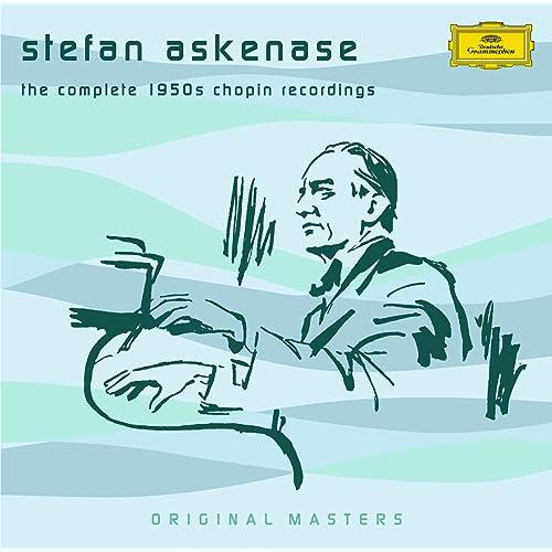 Complete 1950s Recordings on Deutsche Grammophon de Stefan ...