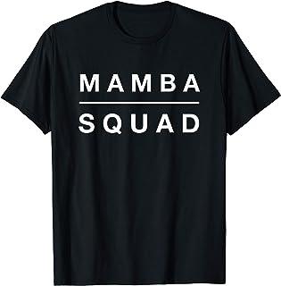 Funny Mamba Squad T-shirt T-Shirt
