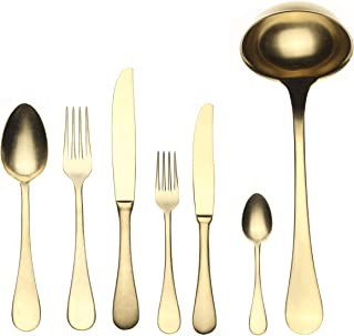 Mepra 39-Piece Vintage Oro Serving Set