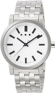 [ジーエスエックス] 腕時計 GSX221SWH-5 シルバー