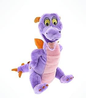 Walt Disney World Figment Epcot Purple Dragon 15 inch Plush Doll NEW
