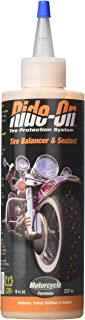 Ride-On Motorcycle Tire Sealant and Balancer-12 bottles