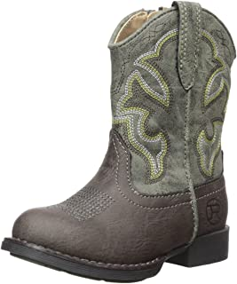 Best cowboy boots for toddlers with wide feet Reviews