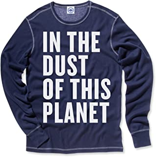 In The Dust Of This Planet Men's Thermal T-Shirt