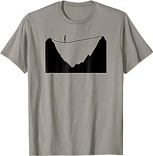 Great Vintage Slackline T-Shirt & Gift Idea