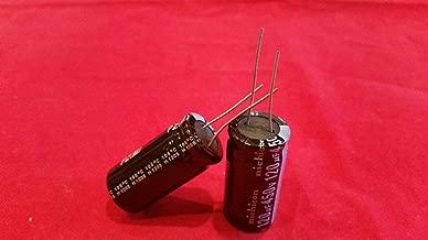 2 PCS 120UF 120mfd 450V Electrolytic Capacitor 105 Degrees