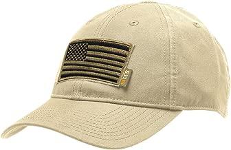 Gadsden and Culpeper 5.11 Flag Bearer Cap Bundle (USA Patch + Hat)