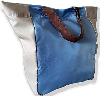 [KALANI] エコバッグ トートバッグ 折りたたみ ナイロン バッグ 大容量 軽量 防水 男女兼用