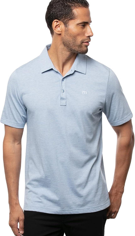 TravisMathew Men's Popular brand in the world Sale Special Price The Zinna Polo