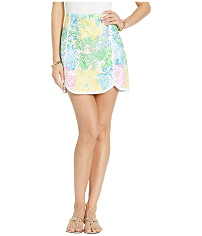 Lilly Pulitzer Patty Skort (Multi Cheek To Cheek) Women