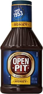 Open Pit Honey Barbeque Sauce 18 oz