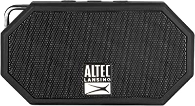 Altec Lansing Mini H2O – Wireless, Bluetooth, Waterproof Speaker, Floating, IP67,..