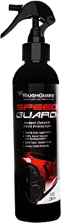TOUGHGUARD SpeedGuard Car Paint Protection Sealer and Coat Spray 8oz – Most Advanced Si14 Nano Coating Technology On The Market - Replaces Car Wax and Polish - German Engineered/Manufactured in USA.