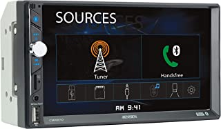 Jensen CMR270 7 inch LED Digital Media Touch Screen...