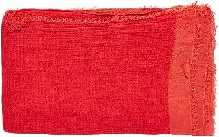 Luxury Fashion | Altea Mens 19600516 Orange Scarf | Fall Winter 19