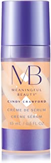 Best Meaningful Beauty Crème de Serum Melon Extract Nighttime Moisturizer Review