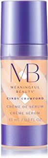 Meaningful Beauty – Crème de Serum – Melon Extract Night Moisturizer