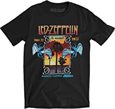 Best led zeppelin slim fit t-shirt Reviews