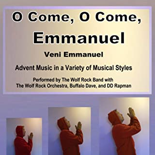 O Come O Come Emmanuel - Metal Instrumental (with The Wolf Rock Orchestra)