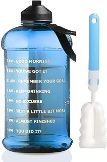 SportsTrail Water Bottle 2.2 Liter (Motivational Blue)