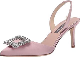 SJP بواسطة سارة جيسيكا باركر جولين حذاء نسائي ذو مقدمة مدببة مزخرف