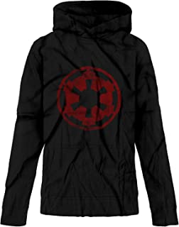 BSW Youth Boys Star Wars Imperial Crest Empire Logo Sith Lord Hoodie