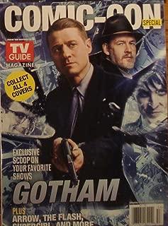 TV Guide Comic Con 2015 SPECIAL EDITION GOTHAM Cover [Single Issue Magazine]