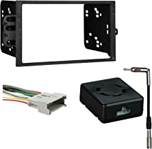 Metra 95-2001 2-DIN Dash Kit + Chime Retention Interface for Select 2000-10 GM
