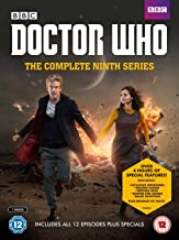 Doctor Who - Series 9 Complete [Reino Unido] [DVD]