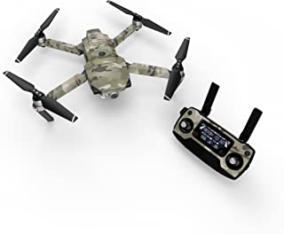 FC Camo Decal for Drone DJI Mavic Pro Kit - Includes Drone Skin, Controller Skin and 3 Battery Skins