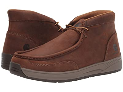 Carhartt 4 Lightweight Wedge Chukka (Brown Oil Tanned Leather) Men