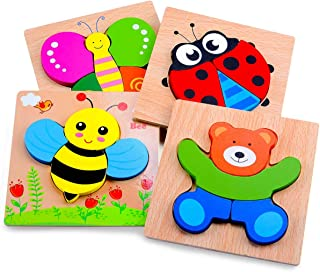 Best wooden puzzle for 2 year old Reviews