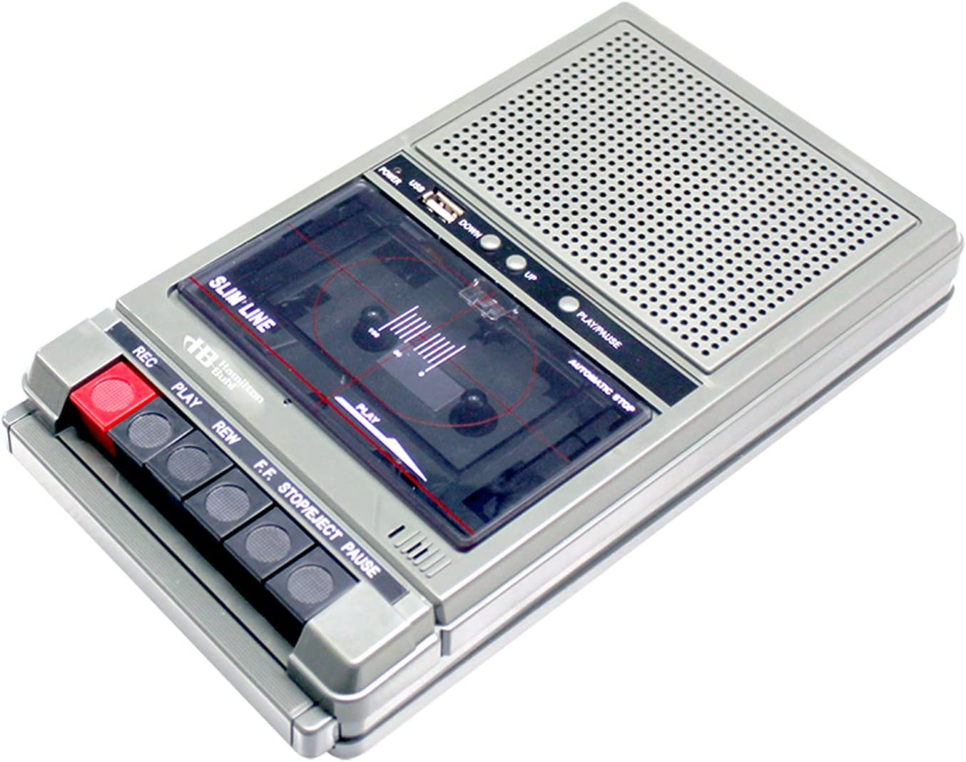 Hamilton Buhl Classroom Cassette Player Station D132 Max 40% OFF 2 Popular products Watt 1