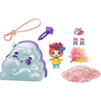 Splashlings Mini Figures Set Includes Play Shell and 2 Surprise Princesses Collection with The Chance to Find Ultra Rare Princess Crowns