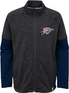 Outerstuff NBA Teen-Boys NBA Youth Boys Traveling Full Zip Warm-Up Jacket