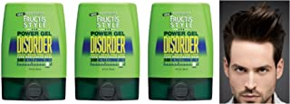 Garnier Fructis Style Disorder Power Gel, 9 Fluid Ounce (Pack of 3)
