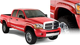 Bushwacker 50907-02 Dodge Pocket Style Fender Flare, 2002 to 2008 Ram 1500, 2003 to 2009 Ram 2500, 2003 Ram 3500