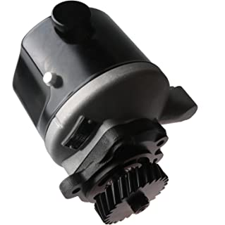 Holdwell E6NN3K514AB Power Steering Pump for Ford New Holland Tractor 5110 5610 5900 6410 6610 6810