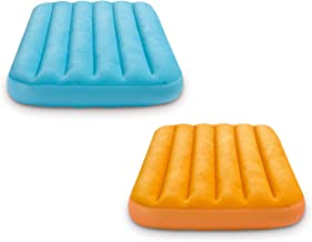 Intex Cozy Kidz Inflatable Airbed, Color May Vary, 1 Bed